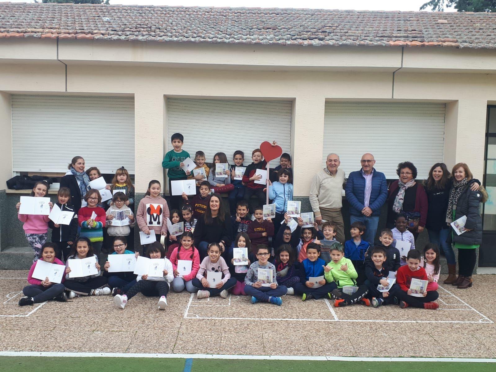 El Colegio Ntra. Sra. de la Paz de Corral de Calatrava comprometido con el plan de igualdad educativa