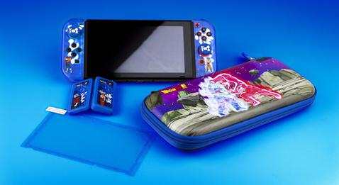 Fotografia Accesorios oficiales de Dragon Ball para Nintendo Swich de