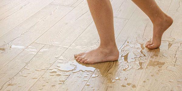 Quick Step incorpora suelos laminados resitentes al agua