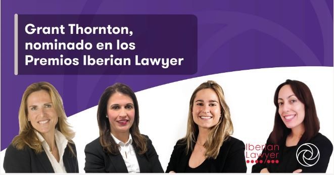 Foto de Grant Thornton Premios Iberina Lawyer
