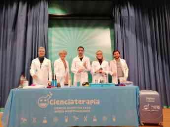 Noticias Madrid   Cienciaterapia