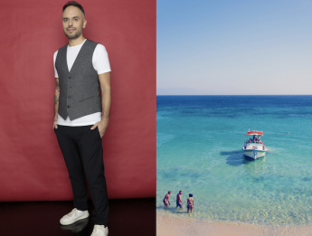 Startup premia a sus trabajadores con un viaje a Mykonos