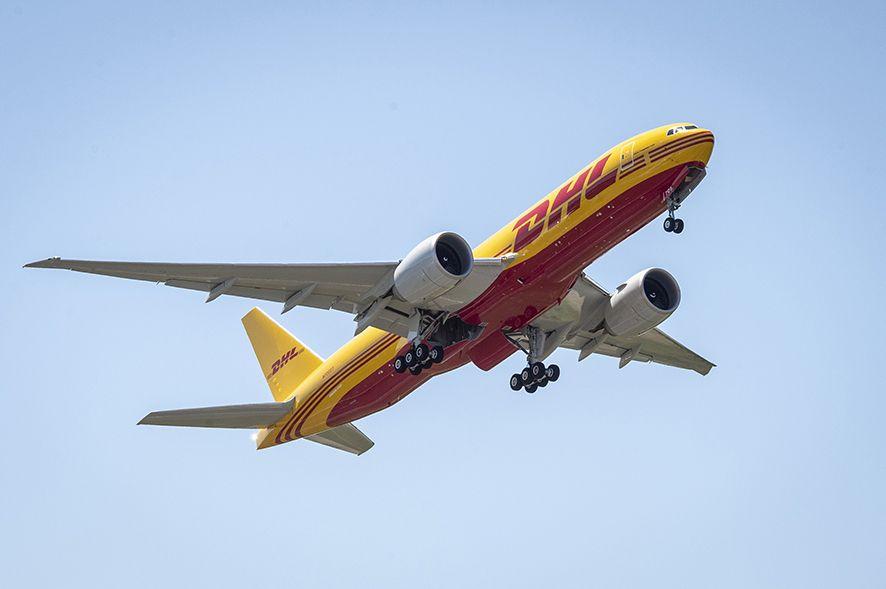 Foto de DHL incorpora nuevo aviones Boeing