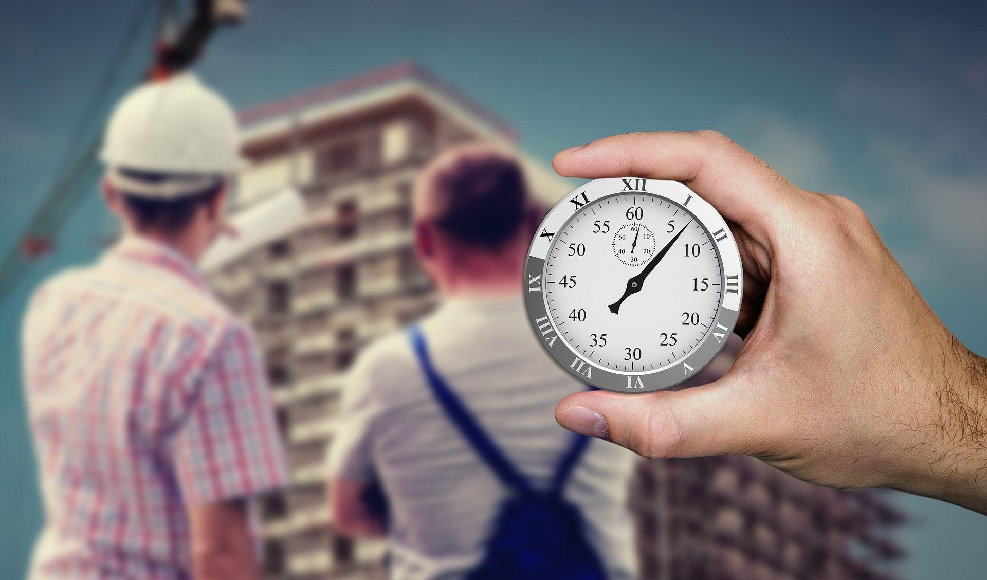 Foto de Control horario a empleados