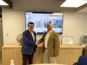Foto de Acuerdo de colaboración entre Archiletras y Linguaserve