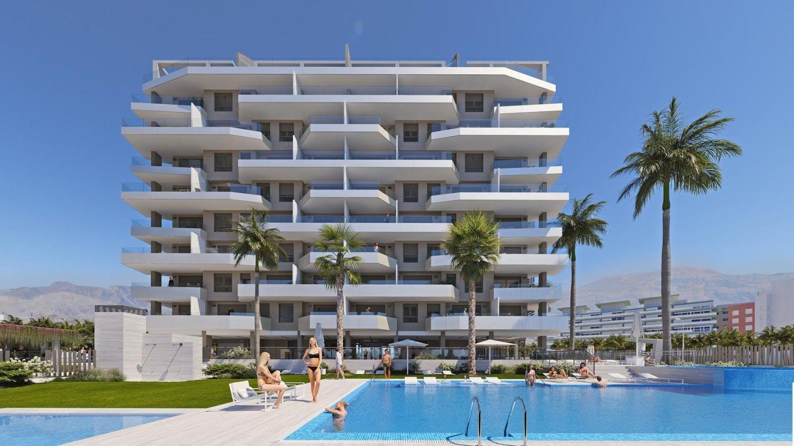 Urbincasa saca a la venta la segunda fase del Residencial Jaloque en la playa de San Juan