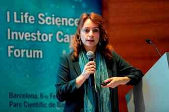 Doctora Ana Ramírez, Directora de Investigación de Forchonic