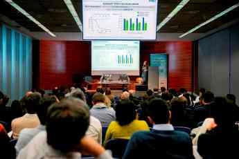 Foto de Presentación de Forchronic en el foro de inversores de