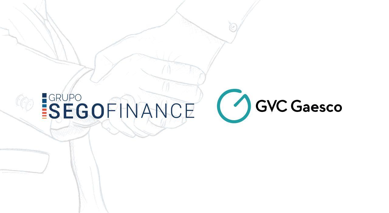 Fotografia SegoFinance y GVC Gaesco