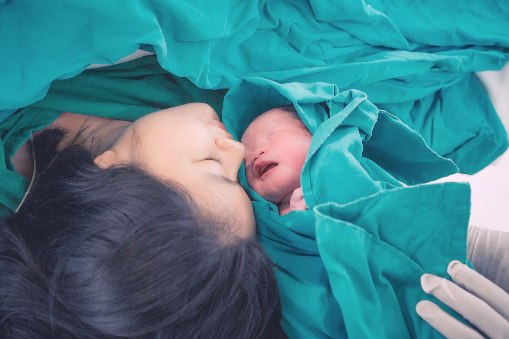 MARGen: Los hijos de madres con Coronavirus parecen tener un mayor riesgo de problemas neonatales
