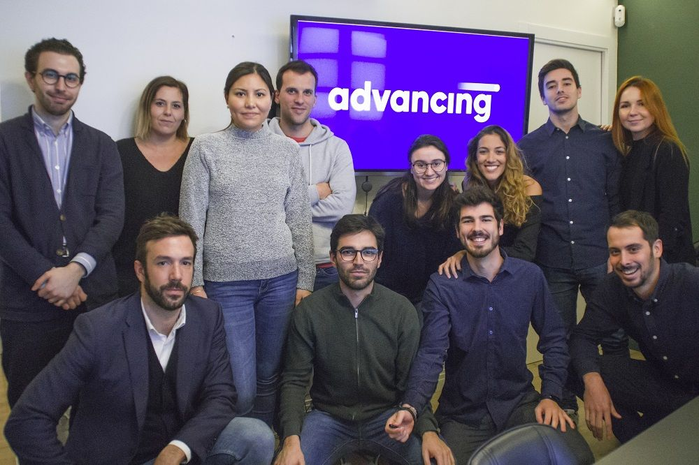 Foto de Equipo Advancing