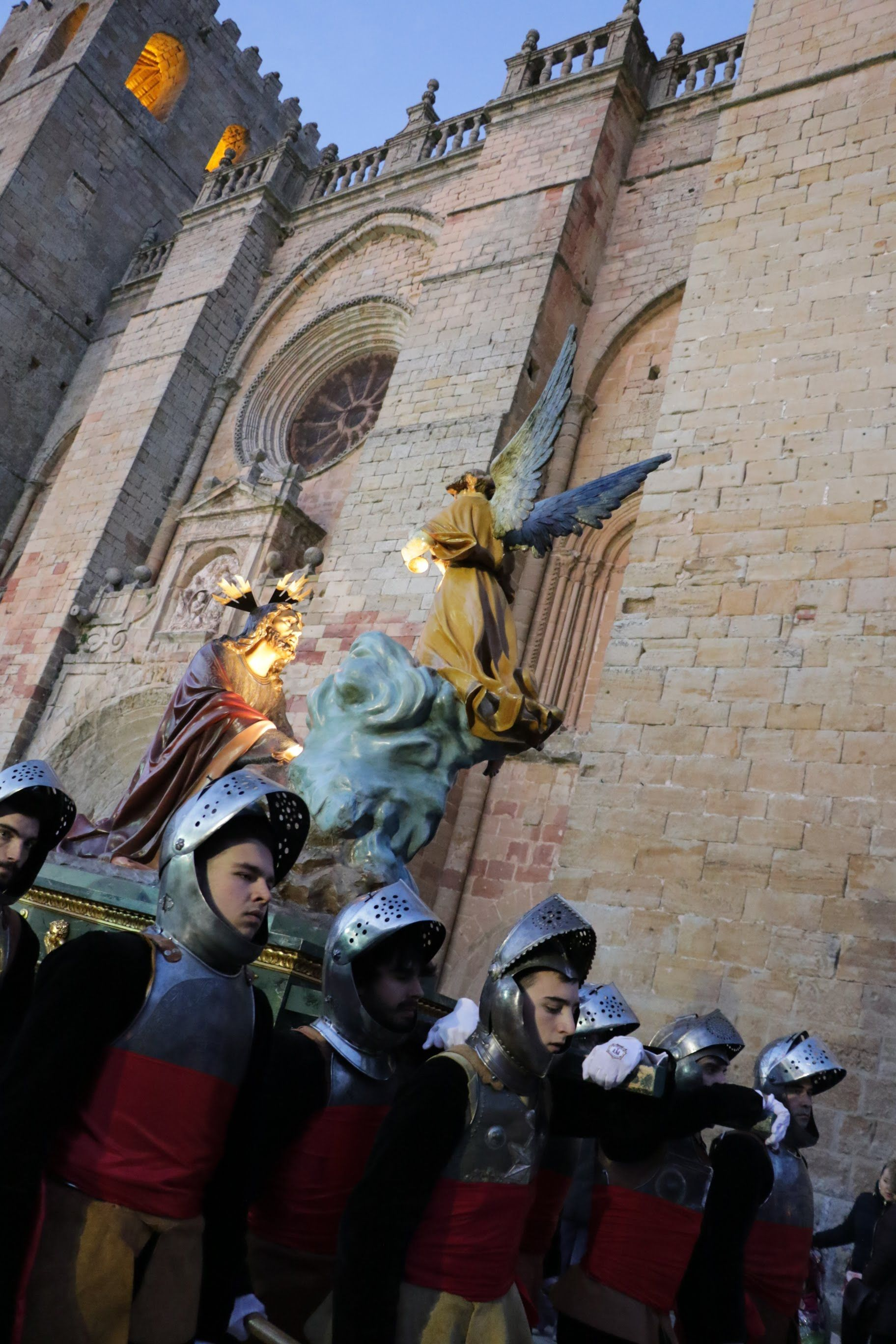 Foto de Semana Santa en Sigüenza