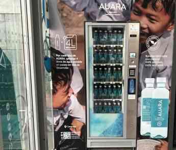 La colaboración entre AUARA y Selecta en 2019 genera 860.000 l. de agua potable en países en desarrollo