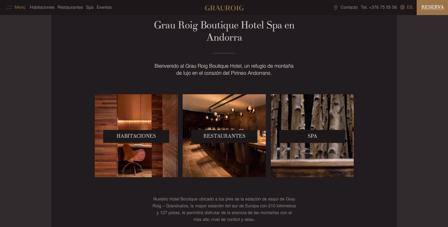 Foto de Hotel Grau Roig