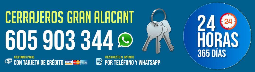 Foto de Cerrajeros Gran Alacant