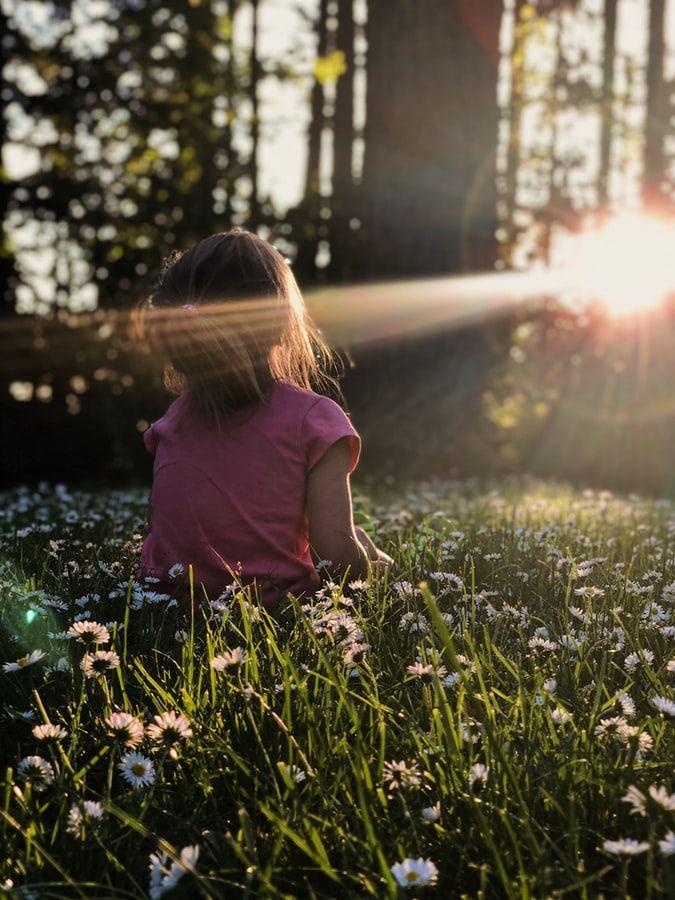 Foto de Mindfulness en las clases de los más pequeños