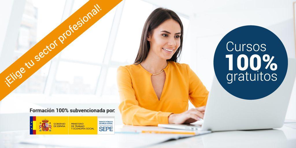 Cursos online gratuitos para trabajadores y autónomos