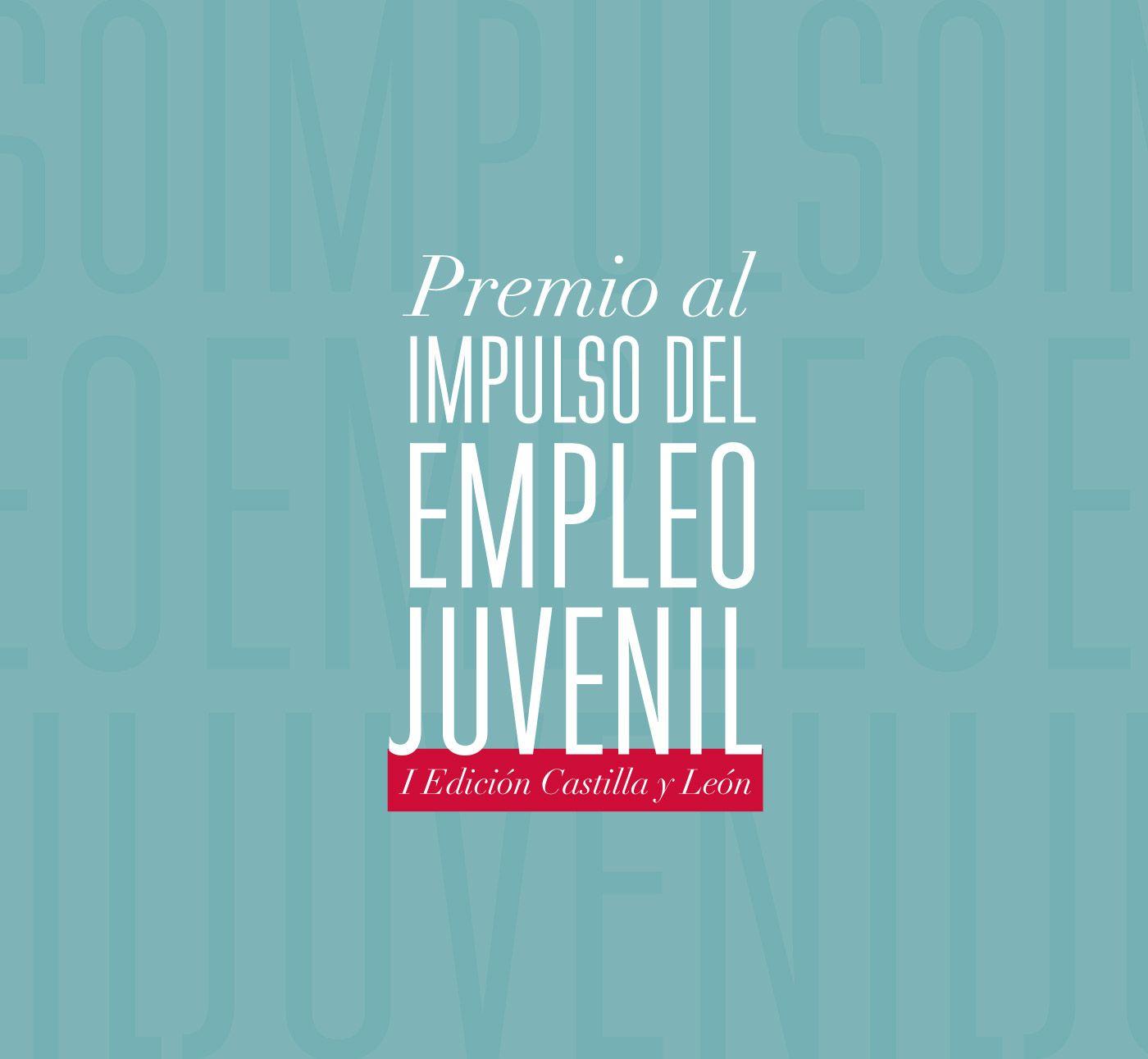 Foto de I Premio Impulso del Empleo Juvenil Castilla y León