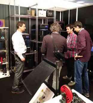 Foto de Mastertec y su oferta en tecnología 3D