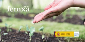 Cursos online gratuitos para trabajadores y autónomos del Agricultura y Medioambientales