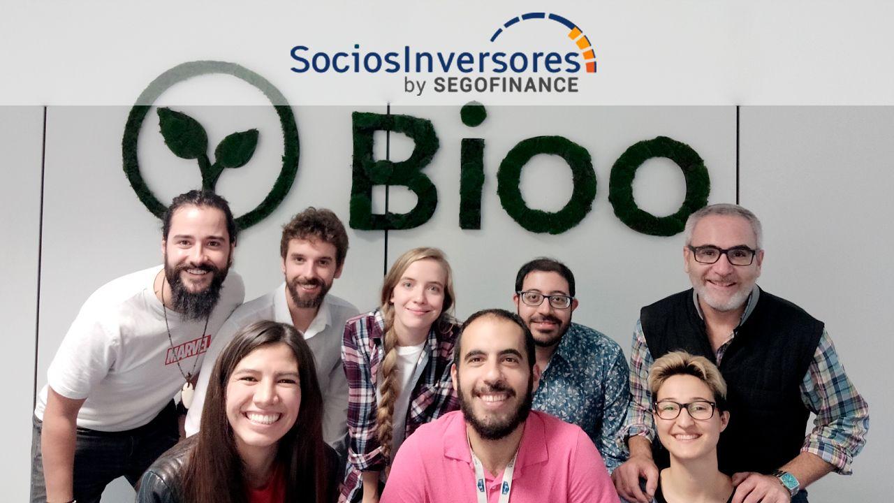 Foto de Bioo y SociosInversores.com