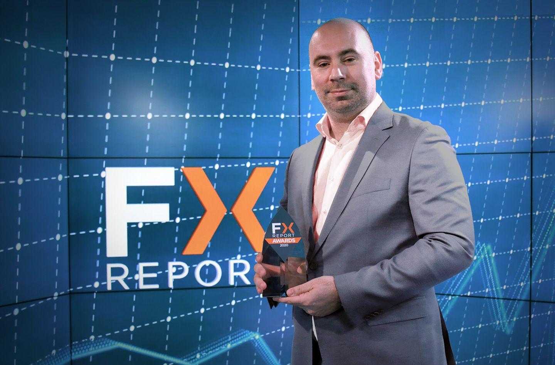 Foto de Libertex recibe premios de la revista Forex Report