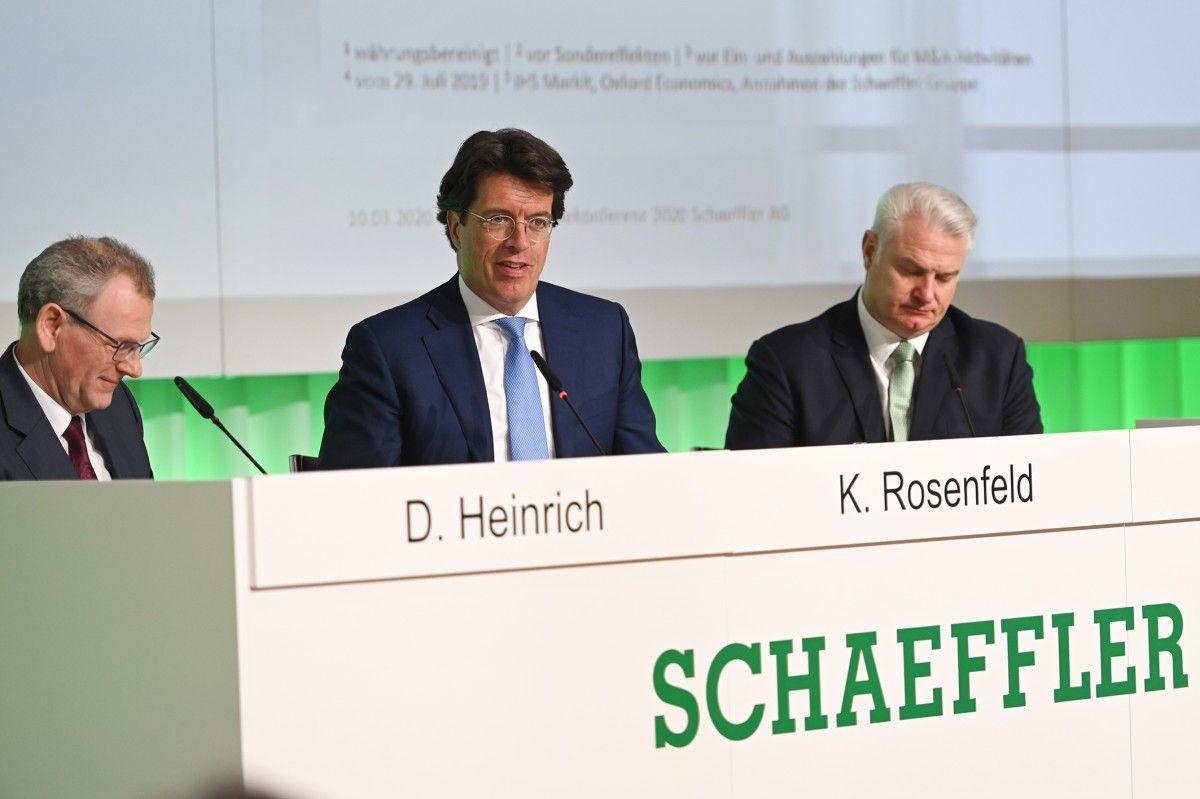 Foto de Schaeffler presenta los resultados de 2019
