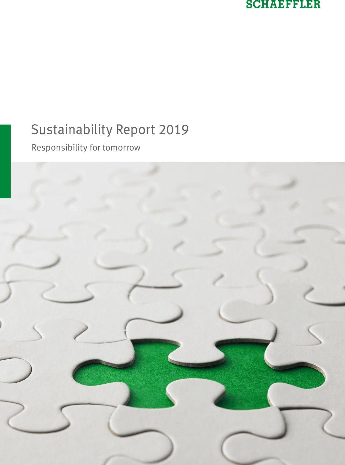 Foto de Informe de sostenibilidad 2019