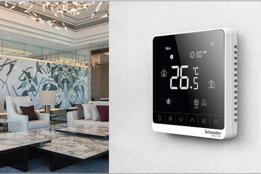 Foto de Sistemas de climatización más eficientes de Schneider