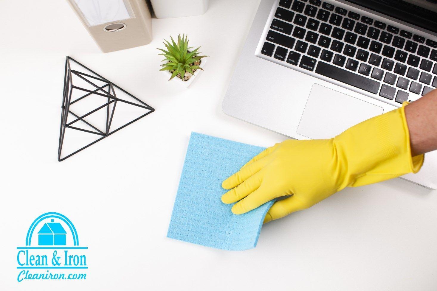 Foto de Servicios de desinfección Clean & Iron Service