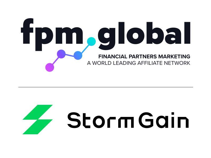 Foto de Acuerdo entre StormGain y FPM Global