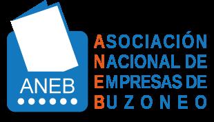 Fotografia ANEB logo Asociación Nacional Empresas de Buzoneo