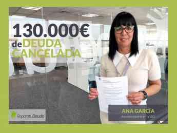 Ana Garcia, asesora experta en la Ley de la Segunda Oportunidad en Repara tu deuda abogados