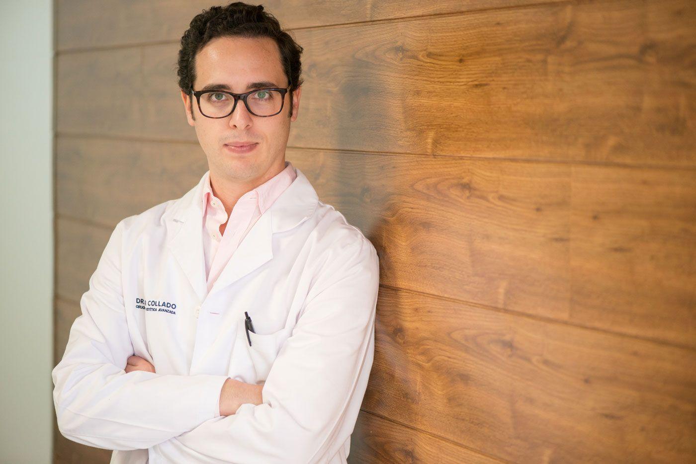 Fotografia Dr. Javier Collado - Especialista en Operaciones de