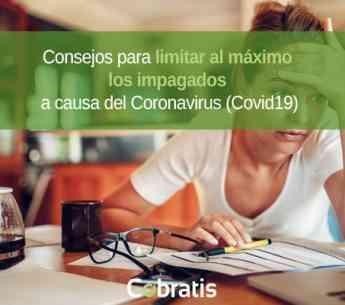 Consejos impagos coronavirus
