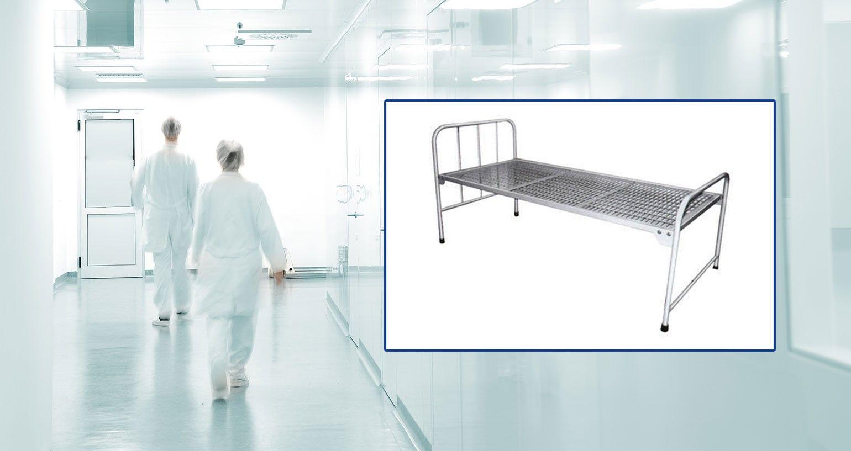 Ortotecsa presenta la cama hospitalaria ORBIS - Montaje Express