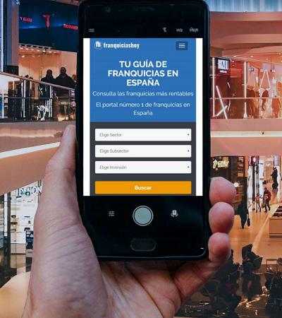 FranquiciasHoy.es consolida su liderazgo entre portales de franquicia
