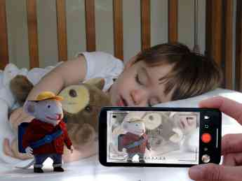 Video montaje del ratón Pérez