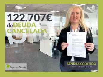 Sandra Codesido, supervisora en Repara tu deuda abogados