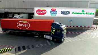 Foto de Camión Juver Alimentación