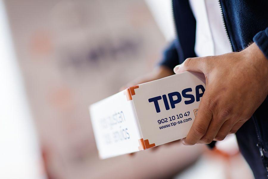 Foto de TIPSA caja