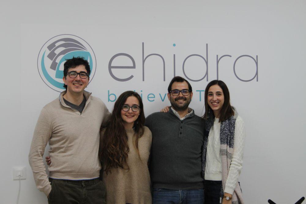 La empresa cordobesa eHidra desarrolla una App en fase beta para frenar el contagio por COVID19