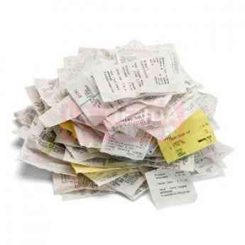 Conjunto de tickets de papel térmico - La Tienda del Rollo