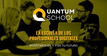 Nace Quantum, la 1ª BootCamp School Online donde el alumno solo paga si encuentra trabajo