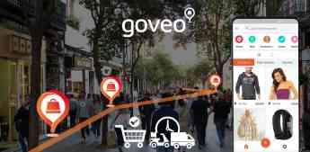 Goveo APP. El Market Place de la tiendas físicas de tu ciudad
