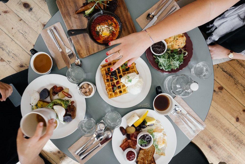 Foto de Estudio El CoCo hábitos de alimentación durante el