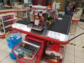 Alcampo incluye pictogramas en sus tiendas para informar a personas con TEA