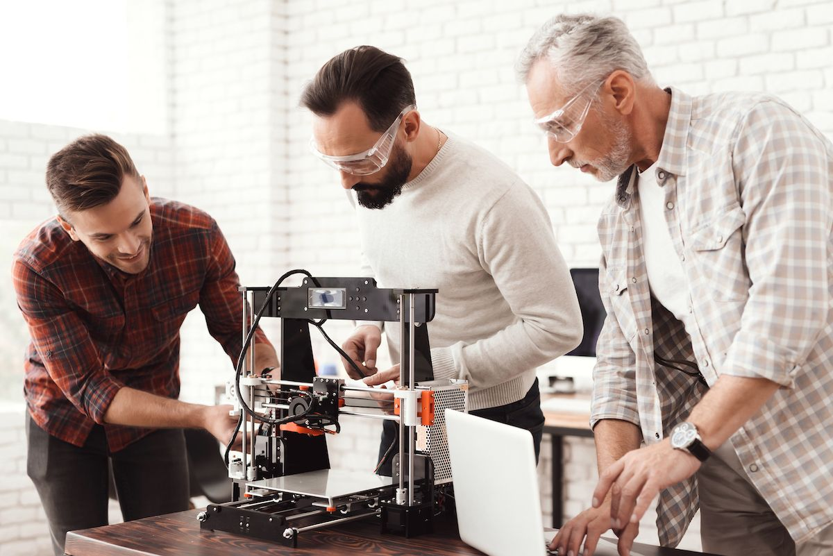 Fotografia Impresión 3D