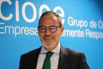 Miguel Angel García, director general de Cione