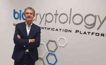 Javier González, director en Biocryptology